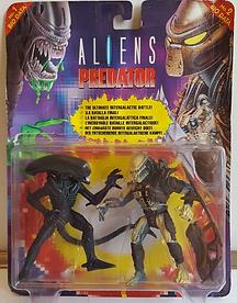 aliens vs predator kenner 1994