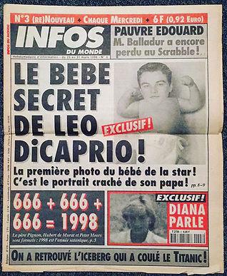 infos du monde 1998 n°3