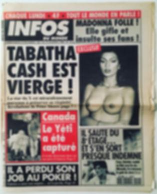 infos du monde 1994 n°34