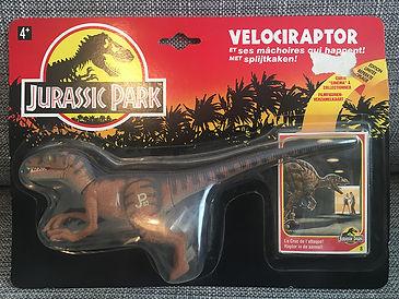 Jurassic Park VELOCIRAPTOR JP03 France