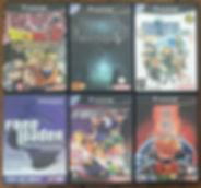 Nintendo GameCube Ikaruga F-Zero GX