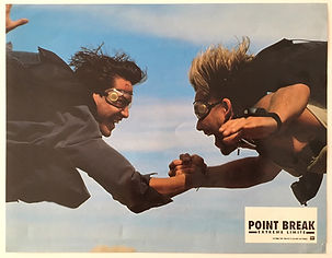 Point Break lobby card