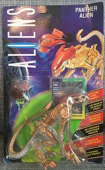 Aliens - Panther Alien Kenner sealed