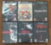 Nintendo GameCube Resident Evil 2 Paper Mario Metroid
