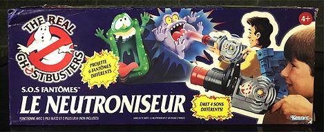 Le Neutroniseur Real Ghostbusters SOS fantômes en boite