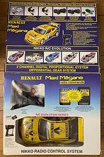 Nikko Megane renault Maxi 1997 RC