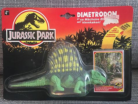 Jurassic Park DIMETRODON JP01 France