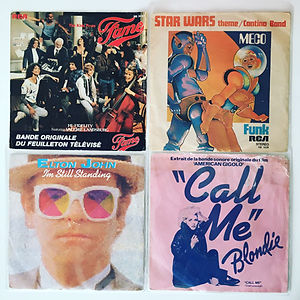 blondie elton john star wars