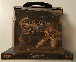 Chrono Cross diorama