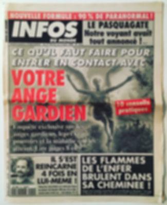 infos du monde 1994 n°50
