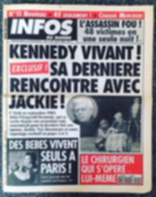 infos du monde 1994 n°11