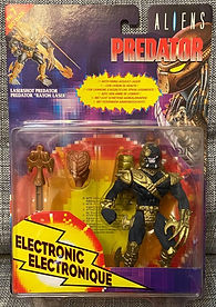 Aliens Predator Lasershot action figure