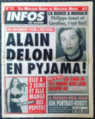 infos du monde 1998 n°11