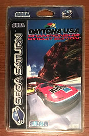 Daytona USA Championship Circuit Edition - Saturn PAL france blister rigide NEUF