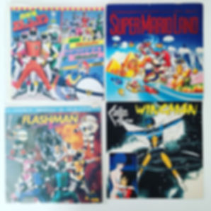Vinyl Flashman Super Mario Land Wingman
