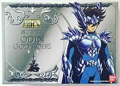 Saint Seiya Odin god robe HK 2004 bandai