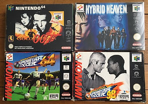 goldeneye 007 golden eye n64 nintendo 64 hybrid heaven