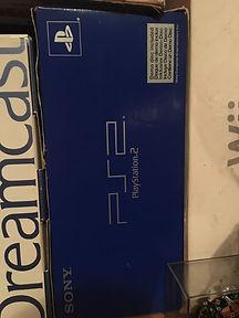 PS2 fat première génération 1st playstation sony 2