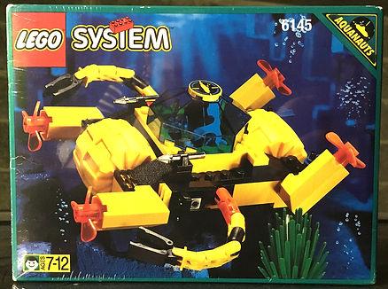 LEGO system Aquanauts 6145