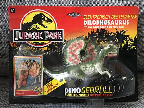Dilophosaurus Electronique allemand.JPG