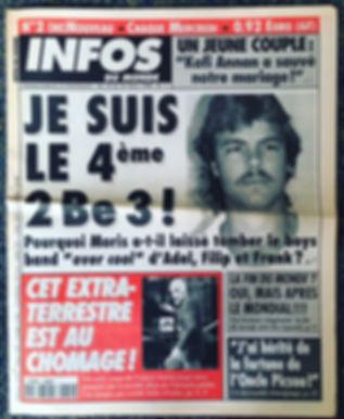 infos du monde 1998 n°2