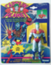Captain Planet Kenner France