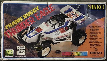 Nikko Thunder Eagle 1987 rc