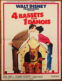 4 Bassets et un dnois.jpg
