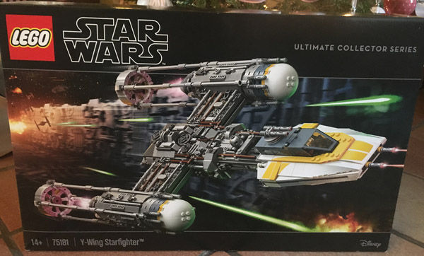LEGO Star Wars UCS Y-Wing 75181