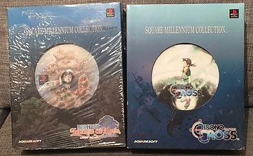 BOX jap Square Millennium Collection