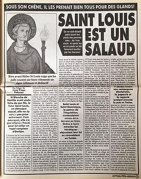 Infos du monde Saint Louis nouveau hebdo