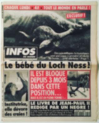 infos du monde 1994 n°33