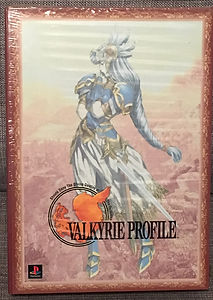 Valkyrie Profile Limited BOX edition Japan