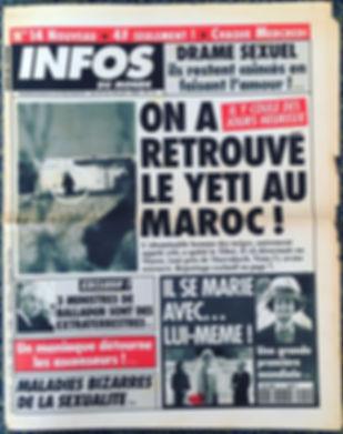 infos du monde 1994 n°14
