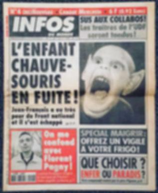 Infos du monde 1998 n°4