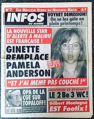 infos du monde 1998 n°7