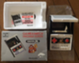 Game & Watch Panorama Screen Donkey Kong JR France