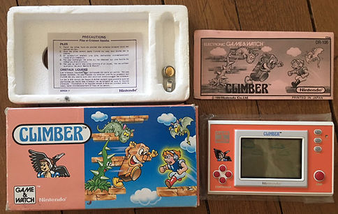 Game & Watch CLIMBER France