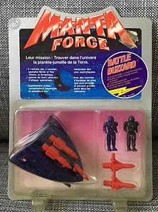Manta Force - BATTLE BUZZARD Bluebird France