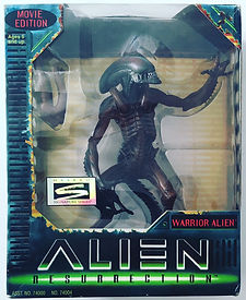 Alien Resurrection Warrior Alien Hasbro Signature