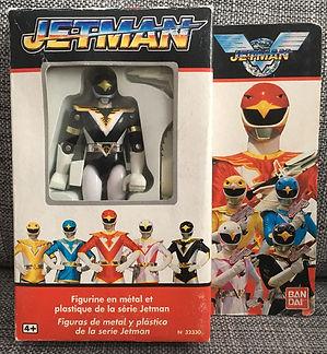 Jetman NOIR FR