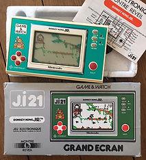 Game & Watch Donkey Kong JR. J.i21 France ji21