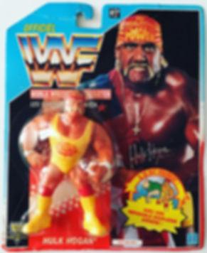 WWF Superstars Hulk Hogan serie 2 Hasbro FR