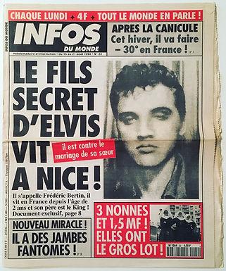 infos du monde 1994 n°22