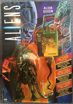 Aliens - Queen Alien Kenner sealed