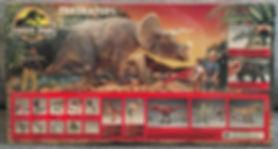 jurassic park Triceratops france 1993