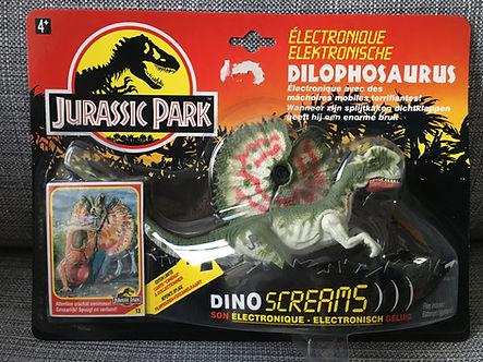 Dilophosaurus Electronique FR jurassic park