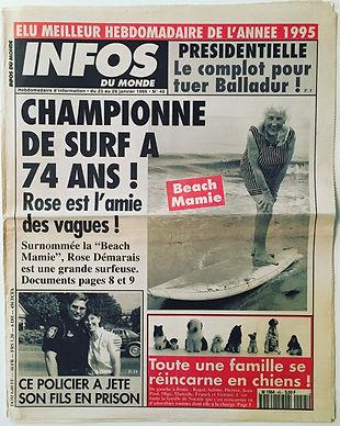 infos du monde 1994 n°45