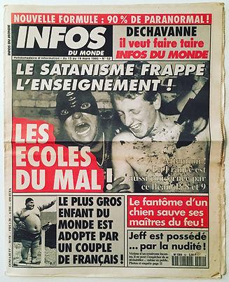 infos du monde 1994 n°52