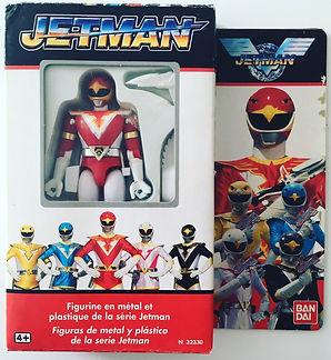 Jetman ROUGE FR